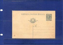 ##(DAN195)-Italy-1919-Cartolina Postale C.15 Leoni Cat.Filagrano C45 Mill.19 Nuova - 1900-44 Vittorio Emanuele III