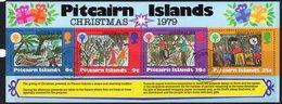 Pitcairn QEII 1979 Christmas MS, Used, SG 204 - Stamps