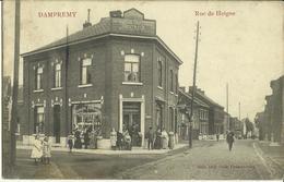 Dampremy -- Rue  De Heigne.   (2 Scans) - Charleroi