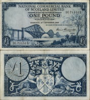 SCOTLAND ONE POUND 1959 - 1 Pond