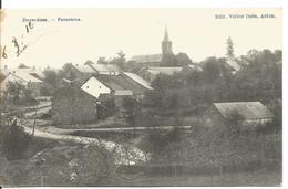 Daverdisse Panorama Voyagée En 1912 - Daverdisse