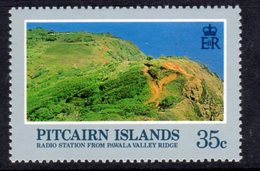 Pitcairn QEII 1981 Landscapes 35c Value, Wmk. Crown To Right Of CA, MNH, SG 214w - Stamps