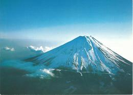 Werbekarte JAPAN AIRLINES - Mount Fuji (airline Issue) - Flugwesen