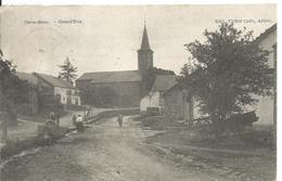 Daverdisse Grand Rue  Voyagée En 1912 - Daverdisse