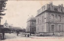 93 / AULNAY SOUS BOIS / LE CHATEAU ET L EGLISE - Aulnay Sous Bois