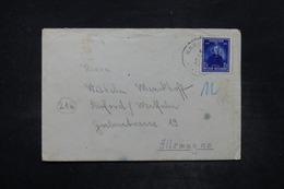 BELGIQUE - Enveloppe De Horchies Pour L 'Allemagne En 1947 - L 26692 - Belgium
