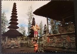 Ak Indonesien - Bali -  Mengwi - Pura Taman Ajun  Tempel - Tradition - Indonesien