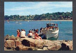 22 - PERROS-GUIREC Embarcadère, Fée Des Iles  Vedettes Blanches Pour Les Iles CPM  Année  1970 état Impeccable - Perros-Guirec