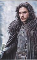 Postcard - Game Of Thrones - Jon Snow (Kit Harington)- New - Cartes Postales