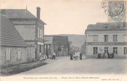 ROMILLY SUR ANDELLE - Haut De La Rue Saint Georges - France