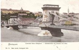 GANZ ANTAL 1904 BRNO E BRONN - Hongrie