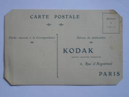 Carte Postale KODAK - Français
