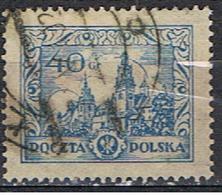 (POL 27) POLSKA // YVERT 318 // 1925-26 - 1919-1939 Republic