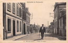 RUGLES - Route De Laigle - France