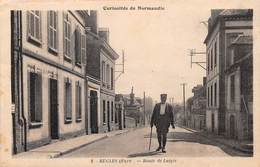 RUGLES - Route De Laigle - Other Municipalities