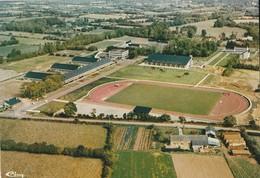 CPSM 44 SAINT ETIENNE DE MONTLUC  VUE AERIENNE  STADE ECOLE METIERS GAZ DE FRANCE - Saint Etienne De Montluc