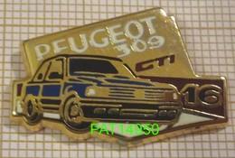 PEUGEOT 309 GTI 16  En Version ZAMAC - Peugeot