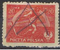 (POL 12) POLSKA // YVERT 226 // 1921-22 - 1919-1939 Republic
