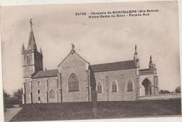 CPA 70. RONCHAMP. Pélerinage Notre Dame Du Haut. Façade Sud - France