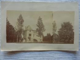 CP- Photo: Pornic (44) Villa, Le Saudin 1922 - Pornic