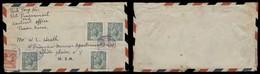 KOREA. 1952 (3 Aug). Pusan - USA. Air Multifkd Env. - Corea (...-1945)