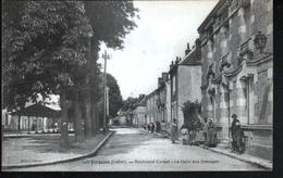 45, Jargeau, Boulevard Carnot, La Halle Aux Fromages - Jargeau