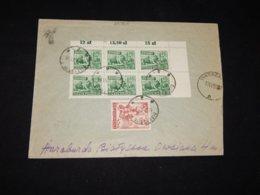Poland 1951 Bialystok Registered Cover__(L-28365) - 1944-.... République