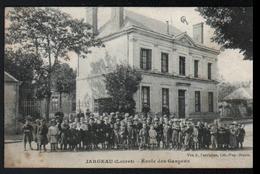 45, Jargeau, Ecole Des Garcons - Jargeau