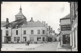 45, Jargeau, La Grande Rue - Jargeau