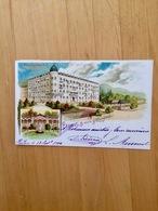 Gruss Aus Baden-Baden, Französischer Hof. - Baden-Baden