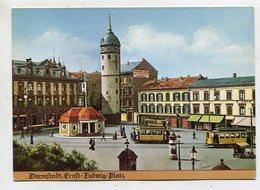 GERMANY - AK 348144 Darmstadt - Ernst-Ludwig-Platz - MODERN REPRODUCTION CARD - Darmstadt