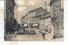 Saint Agreve, La Grand'Rue Au Centre - Saint Agrève