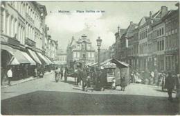 Malines. Mechelen. Place Bailles De Fer. - Mechelen