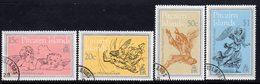 Pitcairn QEII 1982 Christmas Set Of 4, Used, SG 230/3 - Stamps