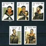Swaziland Nº 741/5 Nuevo - Swaziland (1968-...)