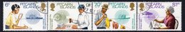 Pitcairn QEII 1983 Commonwealth Day Set Of 4, Used, SG 234/7 - Stamps
