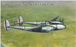 Lockheed P-38 Interceptor / U.S.Army Air Corps - 1939-1945: 2. Weltkrieg