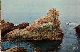 56 - SAINT PIERRE QUIBERON - LE ROCHER DU LION (EDITIONS JEAN AUDIERNE N°22944) - Quiberon