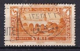Colonies Françaises - SYRIE -  1930 - Timbre Oblitéré N° YT 208 - Prix Fixe Cote 2015 à 15% - Syrie (1919-1945)