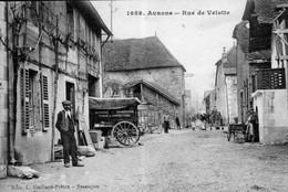 CPA De Avanne Près Besançon - Rue De Velotte. Gaillard-Prêtre, N° 1689. Non Circulée. TB état - Besancon