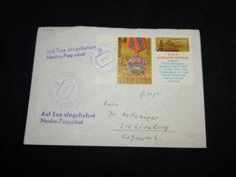 USSR 1972 Alexandr Pushkin Paquebot Cover__(L-31052) - 1923-1991 URSS