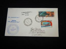 USSR 1991 Brest Paquebot Cover__(L-30693) - 1923-1991 URSS
