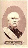 De Mac Mahon (président De La République Française) - Old Paper