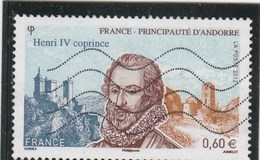 FRANCE 2012 HENRI IV  YT 4698 OBLITERE - France