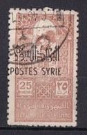 Colonies Françaises - SYRIE -  1945 - Timbre Oblitéré N° YT 284 - Prix Fixe Cote 2015 à 15% - Gebraucht