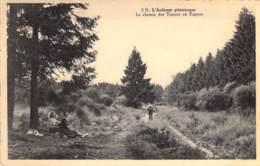 L' Ardenne Pittoresque - Le Chemin Des Tapeux En Fagnes - Stoumont