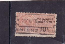 T.F Quittances N°26 - Revenue Stamps