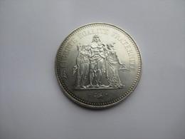 France, 50 Francs, 1975 - France