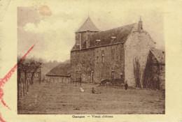 (havelange) Ossogne Vieux Chateau Edit. Eloi Pairoux (état) - Havelange