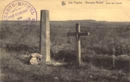 Les Fagnes. - Baraque Michel. Croix Des Fiancés. - Jalhay